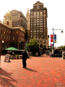 Downtown Hartford